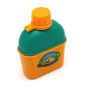 Water Bottle Camping Set For Kids Includes Cup That Fits On The Water Jug Fun Camp Set Realist Toy