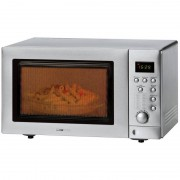 Clatronic MWG 779 H Micro-ondas com Grill 25L 900W Aço Inoxidável