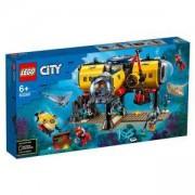Конструктор Лего Сити - Изследователска база - LEGO City Oceans, 60265