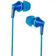 Panasonic RP-HJE125-A Wired Earphones Blue