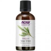 Now Foods NOW Solutions Tea Tree Essential Oil, 2-Ounce