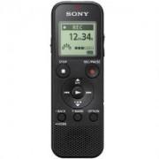 Диктофон Sony ICD-PX370, 4GB, Слот на карта памет, Черен, ICDPX370.CE7