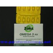ENERZONA OMEGA 3RX 1G 90 C 352744 ENERZONA OMEGA 3RX - (1 G 90 CAPS )