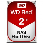 HDD WD Red 2TB, 5400rpm, 64MB cache, SATA III