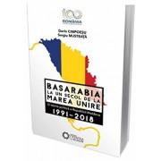 Basarabia la un secol de la Marea Unire. O istorie politica a Republicii Moldova (1991-2018)/Dorin Cimpoesu, Sergiu Musteata