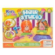 Set plastilină Hair Studio, 18 piese