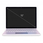 "Microsoft Surface Book 2 15"" (QWERTZ) 1,90 GHz i7 1 TB SSD 16 GB plata refurbished"