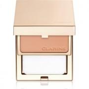 Clarins Face Make-Up Everlasting Compact Foundation maquillaje compacto de larga duración SPF 9 tono 114 Cappuccino 10 g