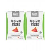 SlimJOY AdipoSlim STRONG cápsulas para perder peso para uma barriga lisa, programa de 2 meses
