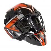 portar cască EXEL S100 CASCA senior negru / portocaliu