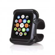 Satechi Apple Watch Grip Mount - поставка за прикрепване към волан или колело за Apple Watch 38мм (черен)