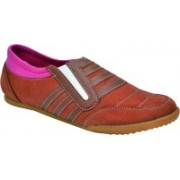 Fentacia Nature Walking Shoes(Red)