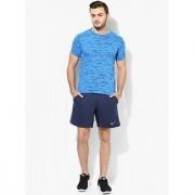 Nike Men's Navy Polyester Shorts
