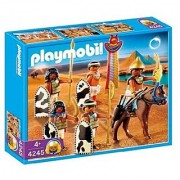 Playmobil Egyptian Soldiers 4245 33 piece set