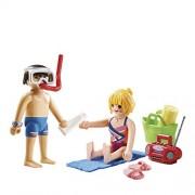 PLAYMOBIL Playmobil Beachgoers 9449 Duo Pack Figures