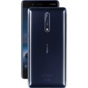 "Smartphone, NOKIA 8 TA-1004, Dual SIM, 5.3"", Arm Octa (2.5G), 4GB RAM, 64GB Storage, Android 7, Blue"