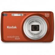 Цифров фотоапарат KODAK TOUCH M577 RED