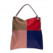 H058 szürke női táska