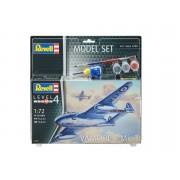 Revell Model Set Vampire F Mk.3 repülőgép makett 63934