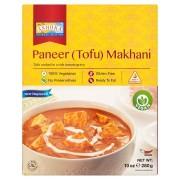 ASHOKA Heat & Eat Paneer Makhni (Mancarica de Cas Dulce (Tofu) Sos de Curry cu Unt) 280g