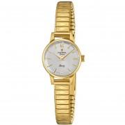 Reloj F20263/1 Dorado Festina Mujer Extra Festina