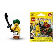 Lego Mini Figure Series 16 Sandbags Warrior (Desert Warrior) Desert Warrior ?71013-2?