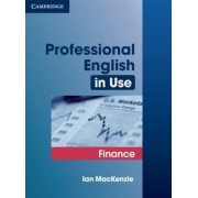 Professional English in Use: Finance, Paperback