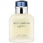 Dolce&Gabbana Perfumes masculinos Light Blue pour homme Eau de Toilette Spray 125 ml