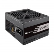 Fuente De Poder Corsair VS Series VS450 450W 80 Plus CP-9020170-NA