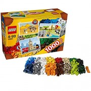 Lego Bricks and More 10682 Creative Suitcase, Multi Color