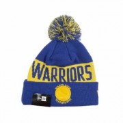 Cuffia Golden State Warriors con ponpon OTC TU NEW ERA