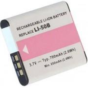 Olympus Li-50B ersättningsbatteri