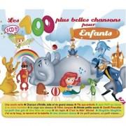 Various Artists - Les 100 Plus Belles Chansons Pour Enfant (5CD)