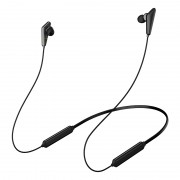 BQ-06 Wireless Bluetooth Sports Earphone with Microphone for iPhone Samsung LG - Black