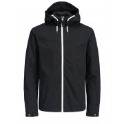 JACK & JONES Casual Jas Heren Zwart / Black / M