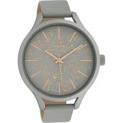 OOZOO Timepieces Horloge Grijs C10088