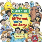 We're Different, We're the Same (Sesame Street), Paperback