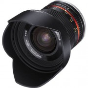 samyang 12mm f/2.0 ncs cs - fuji x - nero - 2 anni di garanzia