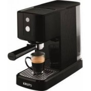Espressor manual Krups XP341010 putere 1460W 15 bar 1L Negru