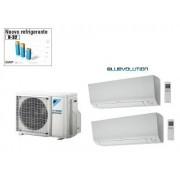 Daikin Climatizzatore Dual Perfera 2mxm40m + Ctxm15m + Ftxm25m 5+9