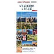 Insight Guides Flexi Map Great Britain & Ireland (3rd Ed.)