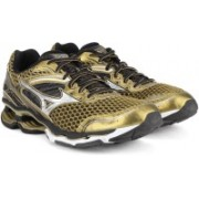 Mizuno WAVE CREATION 17 Running Shoes For Men(Gold)