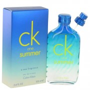 Calvin Klein CK One Summer Eau De Toilette Spray 3.4 oz / 100.55 mL Men's Fragrances 517725