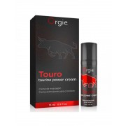 Orgie touro crema potenciadora de ereccion 15 ml
