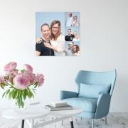 YourSurprise Instacollage fotopanelen - 20x20 - Glanzend (9 tegels)