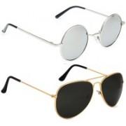 Vitoria Round Sunglasses(Multicolor)