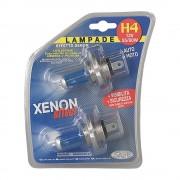SAIFE Conf.2 lampade h4 xenon 12v 55/60w100014