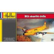 DC-6 Securité Civile