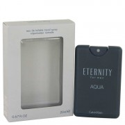Calvin Klein Eternity Aqua Mini EDT Spray 0.67 oz / 19.81 mL Men's Fragrances 540155
