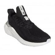 adidas Alphaboost + Parley - scarpe running neutre - donna - Black